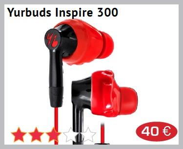 app Yurbuds Inspire 300