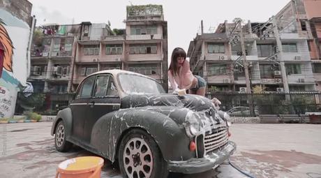 Music Thaïlande Team of unmarried girls [HD]