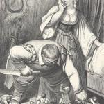 illustration de gustave doré le petit poucet
