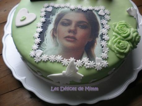 Gâteau monde Louane