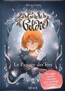 Les cercles de Goldie - Tome 1 - Le Passage des fées