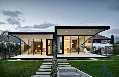 Maisons miroirs… intérieur-extérieur