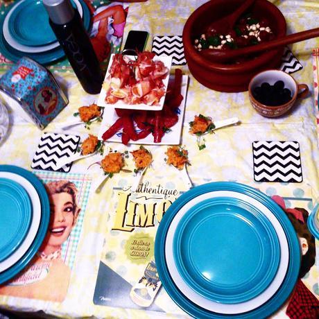 Un souper bonne franquette avec mes copines blogueuse #BlogueusesLongueuil