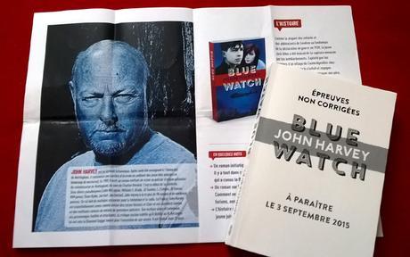 """""""Blue watch"""" de John Harvey"""
