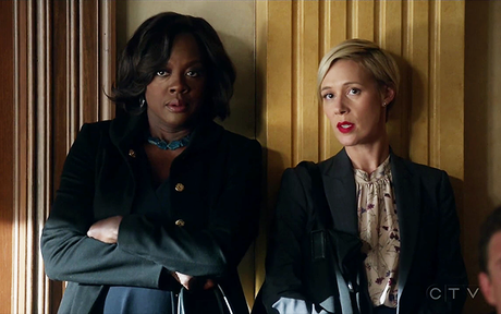 Les critiques // How to Get Away With Murder : Saison 2. Episode 1. It's Time To Move On.