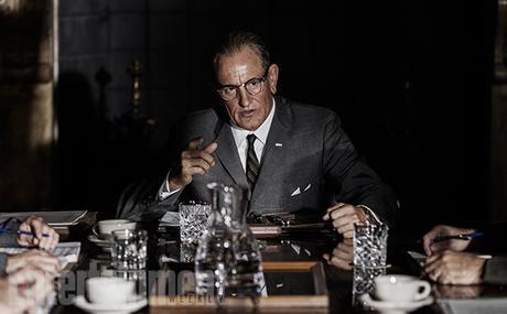 Woody Harrelson en Lyndon B. Johnson : une première image exclusive !