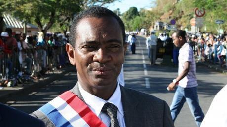 Ibrahim Aboubacar, député de Mayotte © Emmanuel Tusevo
