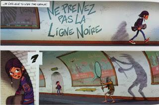 NINN - Tome 1 La Ligne Noire ♥ ♥ ♥