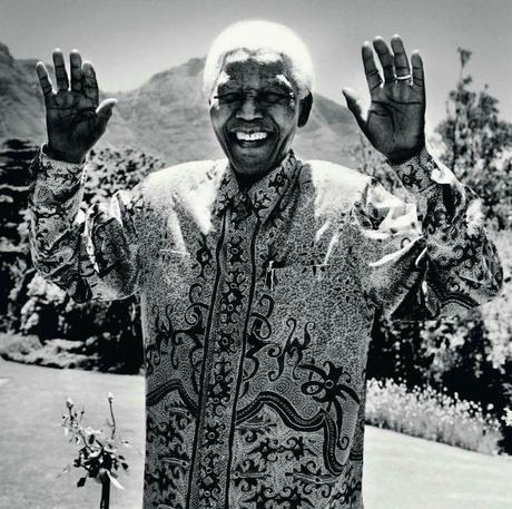 Nelson Mandela, en marche vers le soleil...