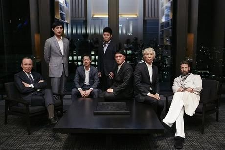ERMENEGILDO ZEGNA COUTURE : MADE IN JAPAN