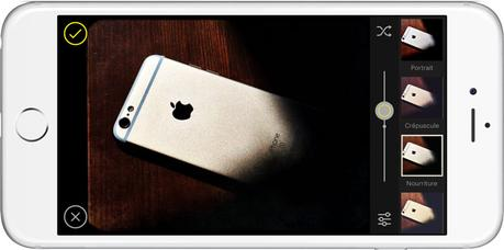 Hipstamatic améliore sa caméra photo sur iPhone 6s