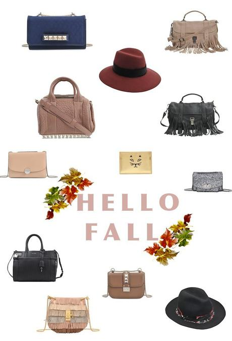 #1 Envie/Shopping: Hello Fall