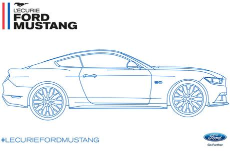 Reportage : Ford Mustang arrive en France