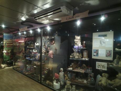 Musée des jouets anciens, l'autre visage du palais des bonbons et du nougat