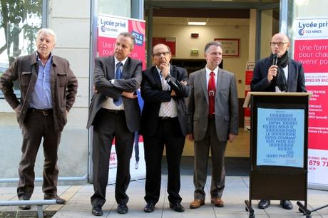 Expo Photo Philippe Ibars, Entre nous le courant passe, Lycée CCI Nîmes, Expo