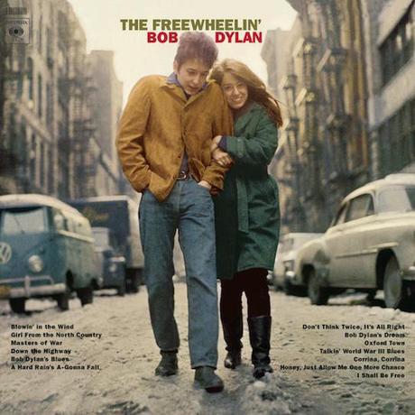 Bob Dylan-The Freewheelin' Bob Dylan-1963