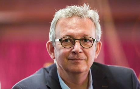 Pierre Laurent dans les starting-blocks