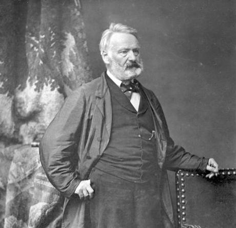 Victor Hugo, Gustave Courbet