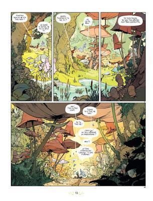 Aliénor Mandragore - Tome 1 - Merlin est mort, vive Merlin !
