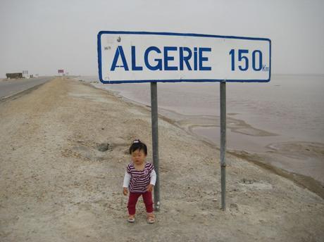 2 mois en Tunisie avec un enfant de 12 mois