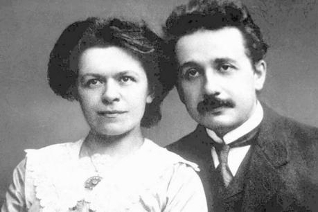 Mileva Maric, épouse d'Einstein et vrai cerveau