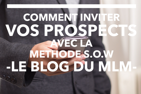 Comment inviter des prospects