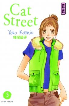 Couverture Cat Street, tome 3