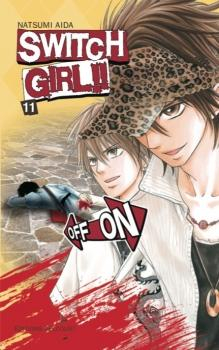 Couverture Switch Girl, tome 11