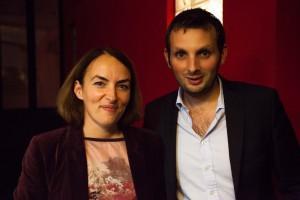 Edmonde Chiesa et Alexandre de Lord of Web