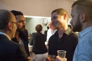 L'équipe Wizishop avec David Guerain, co-fondateur Blog Ecommerce et Shopping Flux