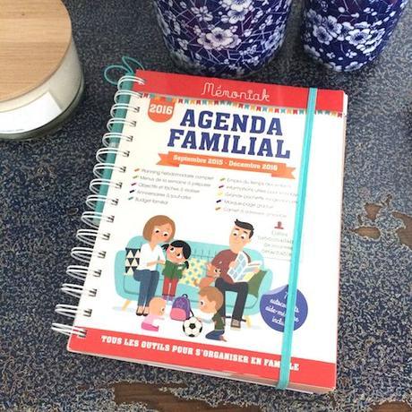 AGENDA FAMILIAL