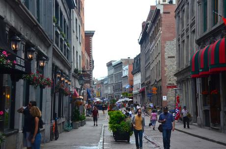 3.Vieux Montreal
