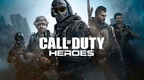 Call of Duty: Heroes, version 1.10.0 sur iPhone