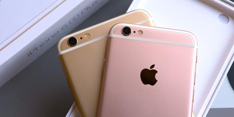 Nouveau record: 13 millions d'iPhone 6S vendus en 3 jours