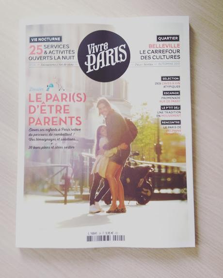 Magazine Vivre Paris n° 24