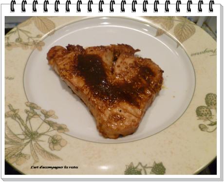 Thon grillé au sésame2