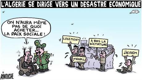 ALGERIE:Un pouvoir squatté, un pays abandonné