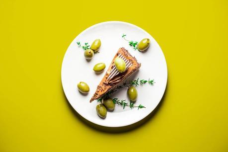 Gateau aux olives