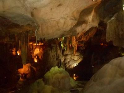 Les grottes de Bétharram, un site touristique d'exception. infosnet.net