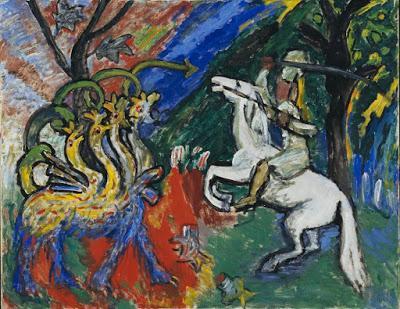 Une oeuvre de Gabriele Münter entre pour la première fois dans les collections françaises