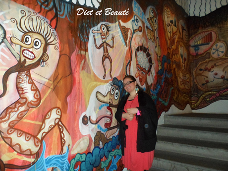 Voyage à Barcelone : 7éme Jour Visite du Parc Güell et du musée Arts Santa Mònica