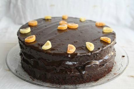 Gâteau chocolat Hershey