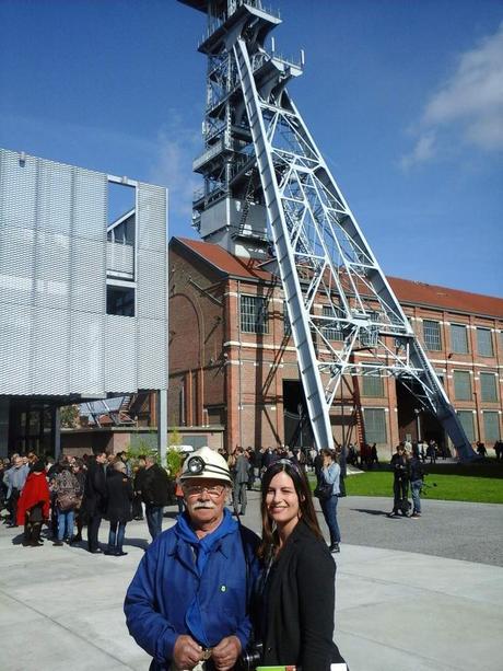 Avec Jean, ancien mineur d'Arenberg, ce vendredi à Créative Mine