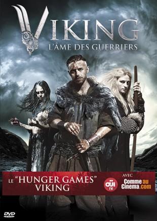 [Concours] Viking : L'Âme des Guerriers : gagnez 2 Blu-Ray et 3 DVD du film !