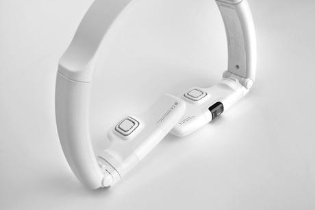 Casque Emotion par Jaeyong LEE