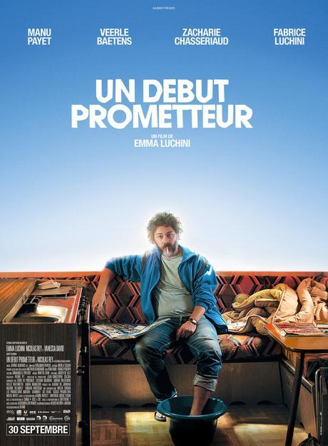 Un début prometteur de Emma Luchini avec Manu Payet - Le 30 septembre 2015 au cinéma