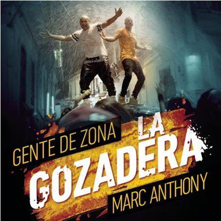 'La Gozadera' de Gente de Zona avec Marc Anthony - Prolongez l'été avec le nouvel hymne Latino