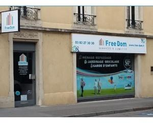 Le réseau Free Dom ouvre une agence à Nancy