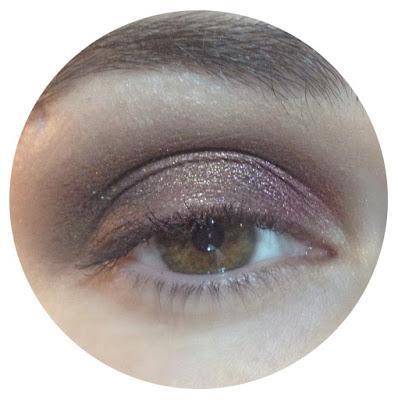 Fall Evening Eye Makeup | Palette TARTE