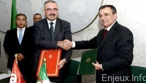 Algérie –Tunisie : signature de trois accords de coopération